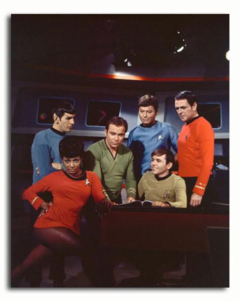 (SS3537404) Cast   Star Trek Television Photo
