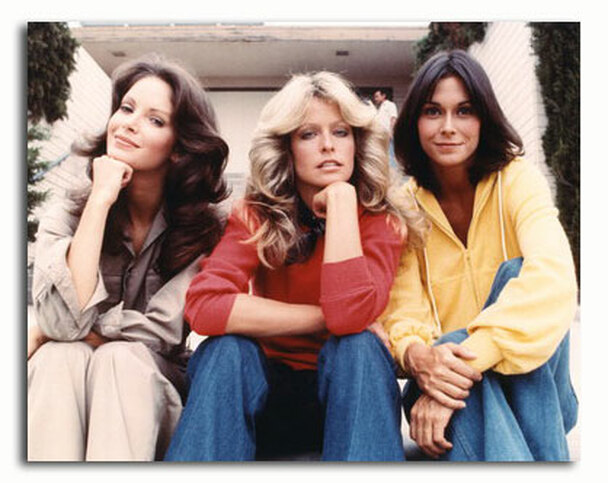 (SS3539250) Cast   Charlie's Angels Television Photo