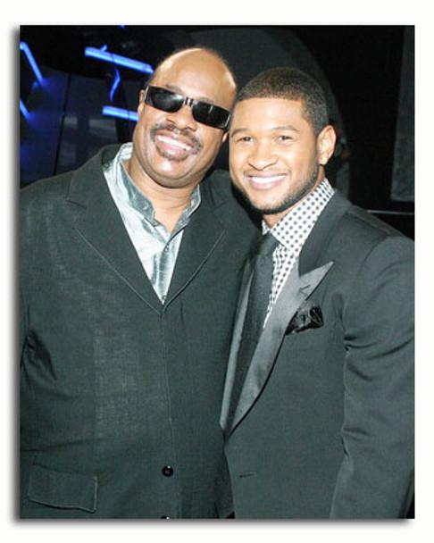 (SS3544944) Stevie Wonder, Usher Raymond Music Photo