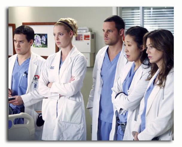 (SS3581188) Cast Grey's Anatomy Television Photo