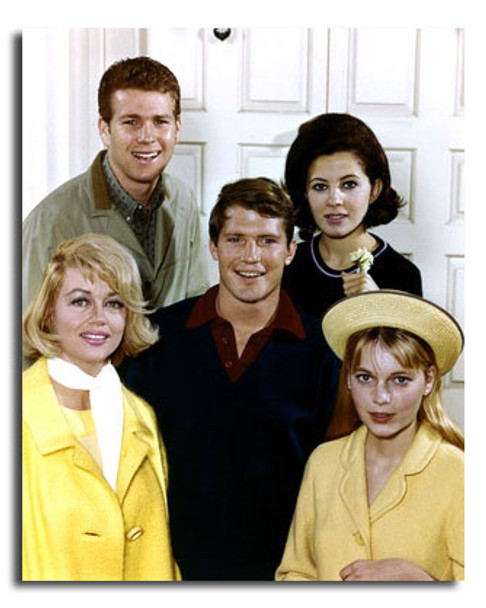 (SS3586492) Cast   Peyton Place Television Photo