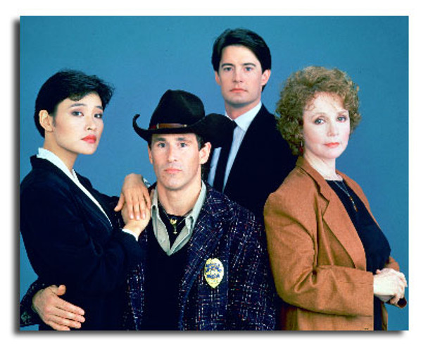 (SS3588936) Cast   Twin Peaks Television Photo