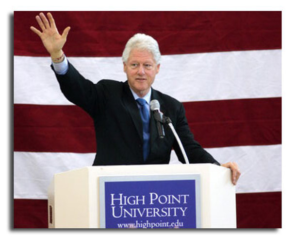 (SS3605758) Bill Clinton Movie Photo