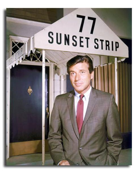 (SS3611816) Efrem Zimbalist Jr.  77 Sunset Strip Television Photo