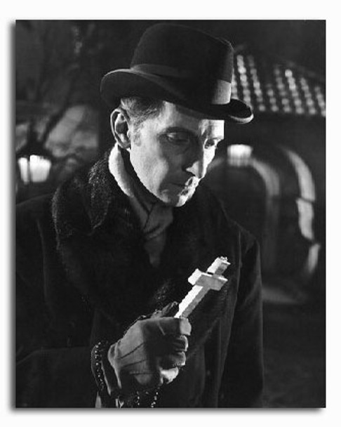 (SS2244138) Peter Cushing  Dracula Movie Photo