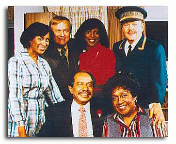 (SS3289780) Cast   The Jeffersons Movie Photo
