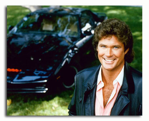 (SS3330444) David Hasselhoff  Knight Rider Movie Photo