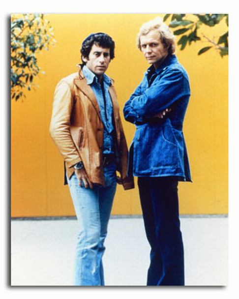 (SS3440892) Cast   Starsky and Hutch Television Photo