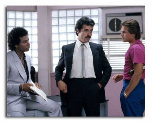 (SS3518840) Cast   Miami Vice Television Photo