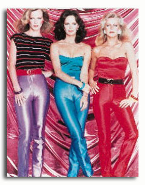 (SS363506) Cast   Charlie's Angels Television Photo