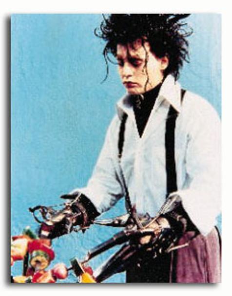(SS363805) Johnny Depp  Edward Scissorhands Movie Photo