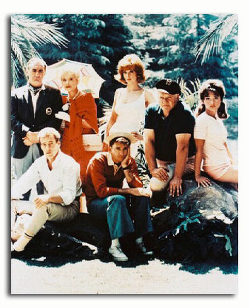 (SS364052) Cast   Gilligan's Island Television Photo