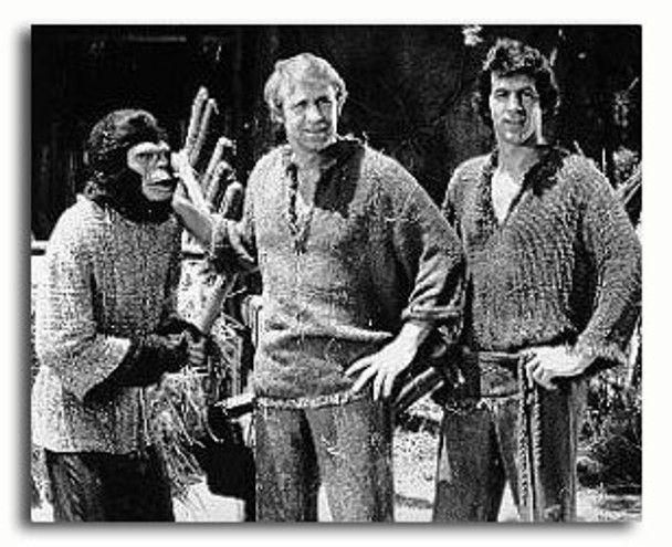 (SS2221843) Cast   Planet of the Apes Television Photo