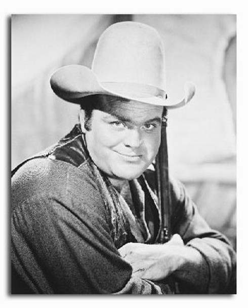 (SS2222168) Dan Blocker  Bonanza Movie Photo