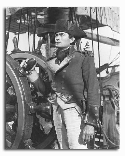 (SS2222740) Gregory Peck  Captain Horatio Hornblower R.N. Movie Photo