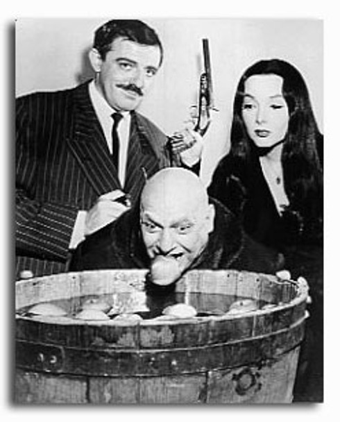 (SS2222974) Cast   The Addams Family Television Photo