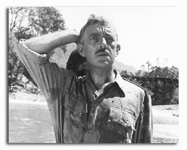 (SS2224742) Alec Guinness  The Bridge on the River Kwai Movie Photo