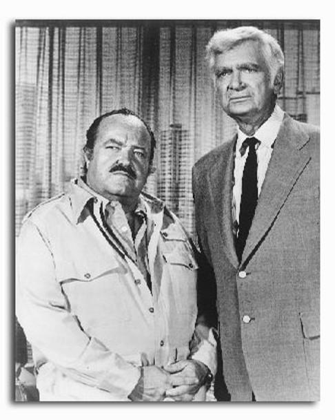 (SS2235532) William Conrad  Cannon Television Photo