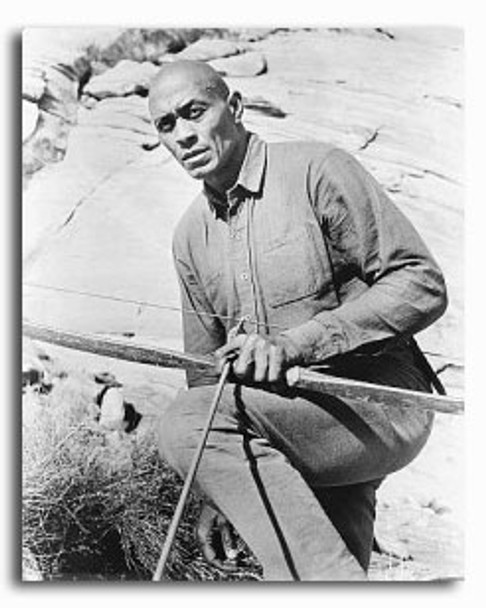 (SS2237703) Woody Strode  The Professionals Movie Photo