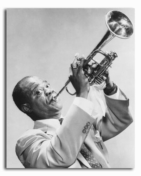 (SS2274558) Louis Armstrong Music Photo