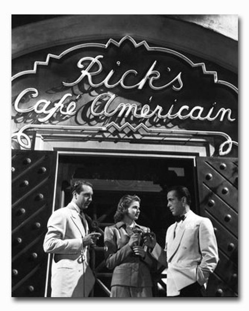 (SS2279576)  Casablanca Movie Photo