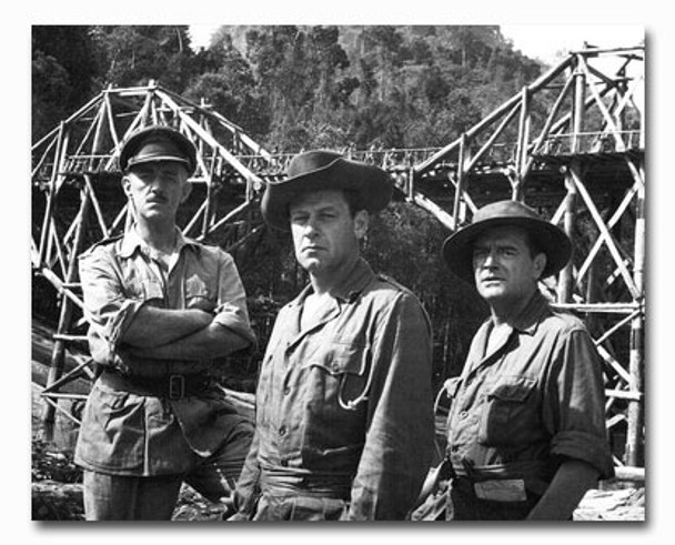 (SS2280798)  The Bridge on the River Kwai Movie Photo
