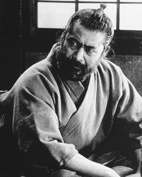 Toshiro Mifune Movie Photo