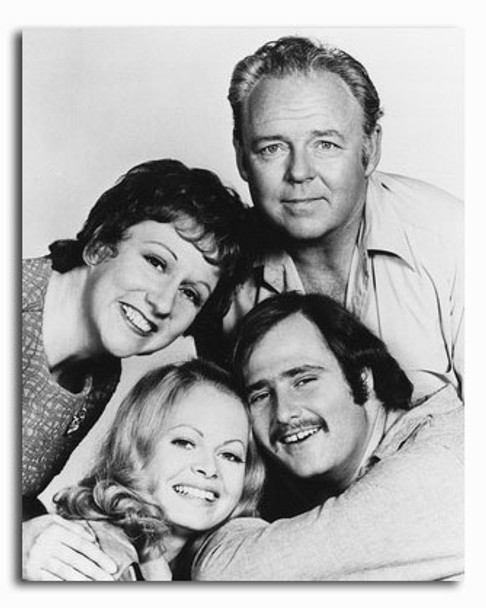 (SS2332213) Cast   All in the Family Television Photo