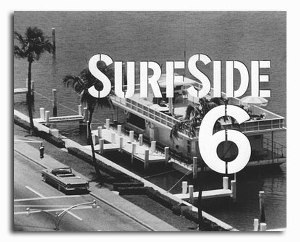 (SS2433782)  Surfside 6 Television Photo
