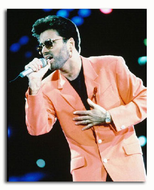 (SS2806193) George Michael Music Photo