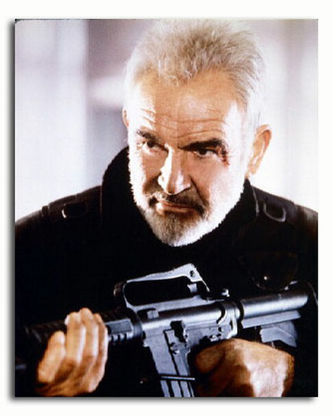 (SS2859714) Sean Connery  The Rock Movie Photo
