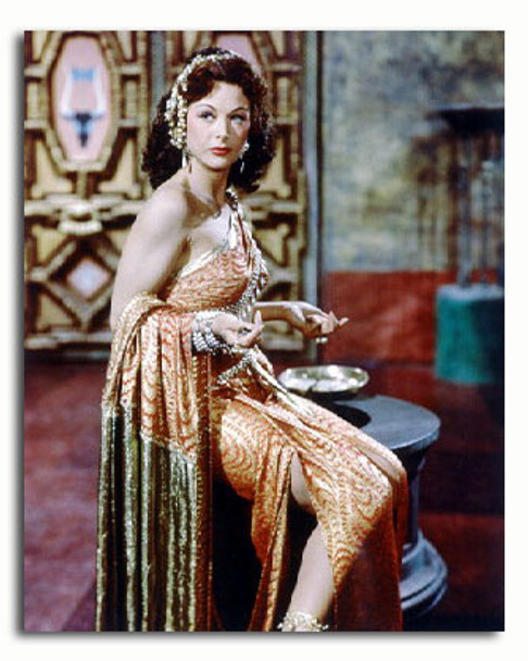 (SS2941146) Hedy Lamarr  Samson and Delilah Movie Photo