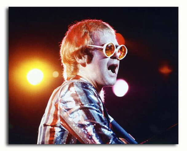 (SS3018678) Elton John Music Photo