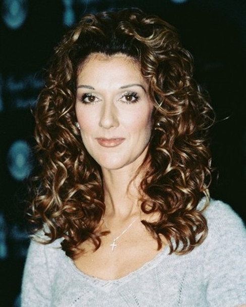 Celine Dion Music Photo