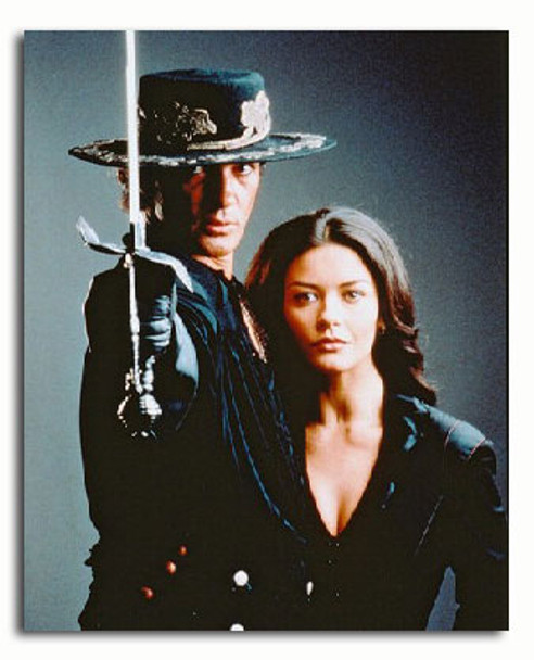 (SS3092362) Cast   The Mask of Zorro Movie Photo