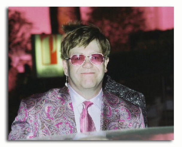 (SS3168061) Elton John Music Photo