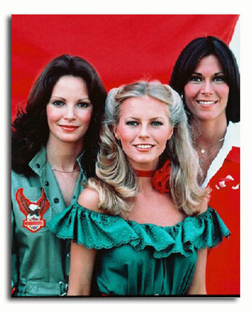 (SS3187002) Cast   Charlie's Angels Television Photo