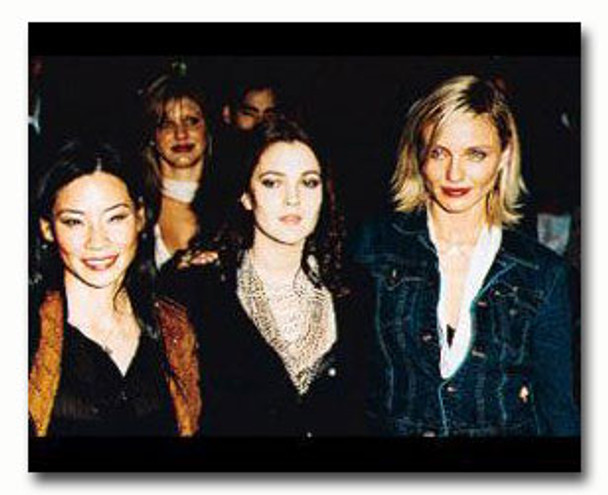(SS3187028) Cast   Charlie's Angels Television Photo