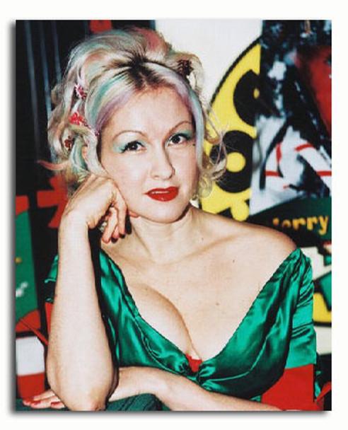 (SS3199183) Cyndi Lauper Music Photo