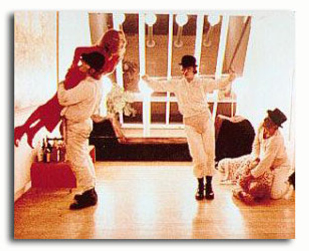 (SS3203096) Cast   A Clockwork Orange Movie Photo