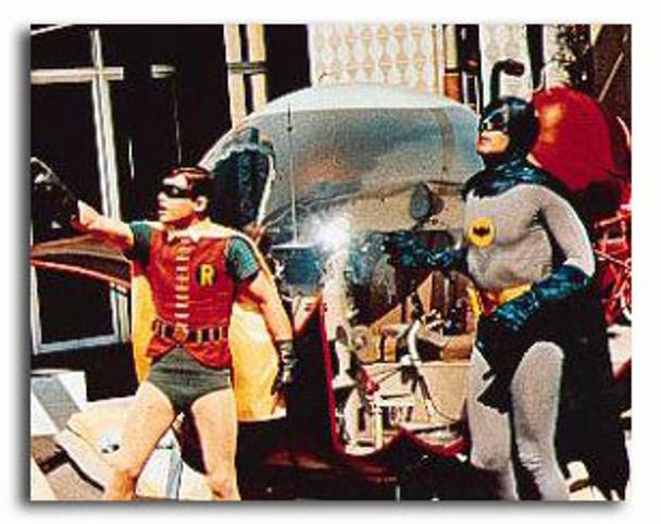 (SS3219476) Cast   Batman Television Photo