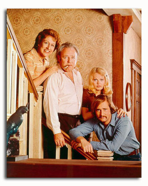 (SS3377595) Cast   All in the Family Television Photo