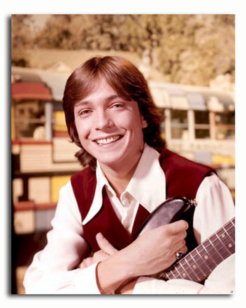 (SS3378583) David Cassidy  The Partridge Family Music Photo