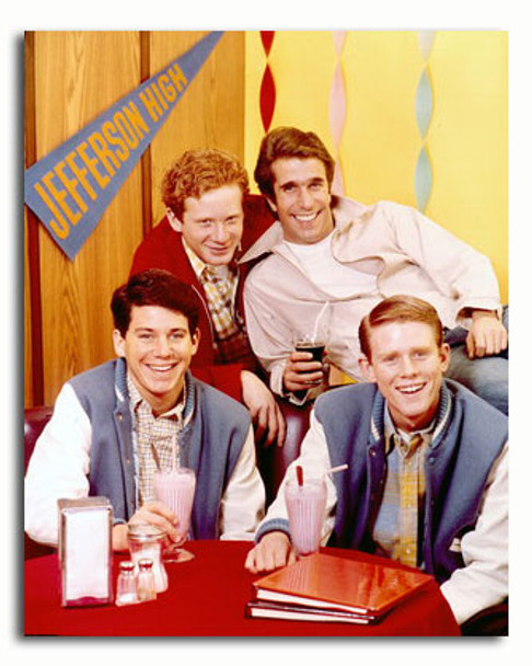 (SS3380533) Cast   Happy Days Television Photo