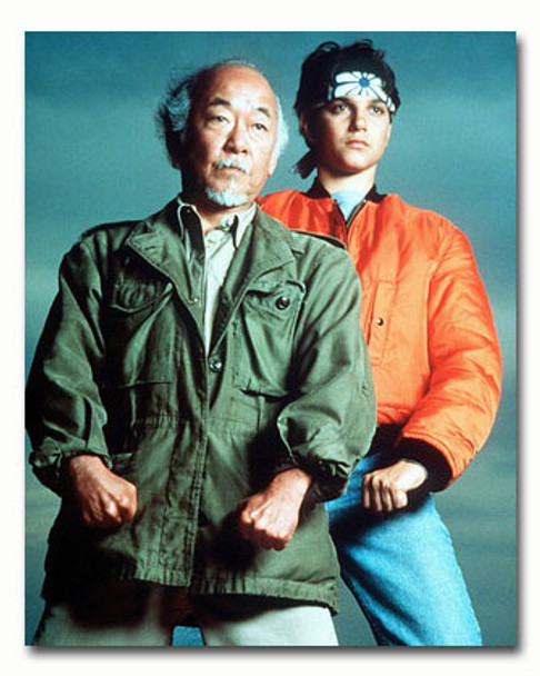 (SS3458572) Cast   The Karate Kid, Part II Movie Photo