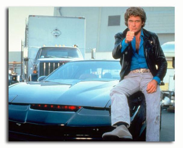 (SS3458637) David Hasselhoff  Knight Rider Television Photo
