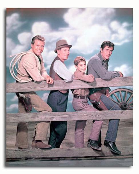(SS3458676) Cast   Laramie Television Photo