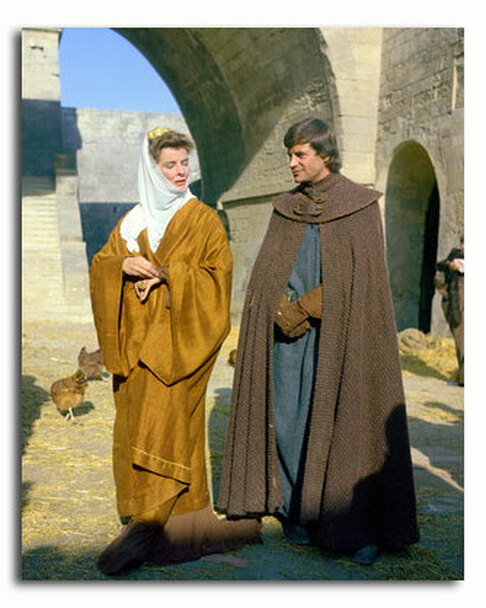 (SS3458767) Katharine Hepburn  The Lion in Winter Movie Photo