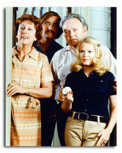 (SS3466424) Cast   All in the Family Television Photo