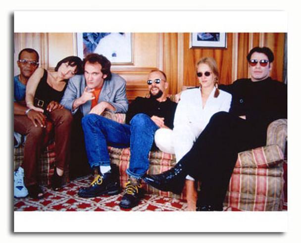 (SS3471858) Cast   Pulp Fiction Movie Photo